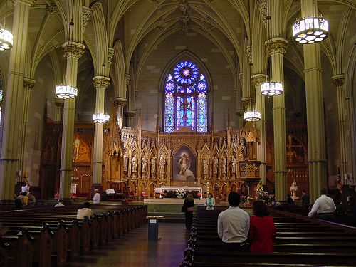 20f47a3ede9f3734b425928ed6515495--catholic-churches-manhattan