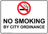No_Smoking_By_City_Ordinance_Sign_NHE-12045_No_Smoking